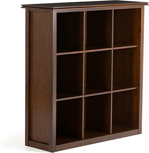 SIMPLIHOME Artisan 9 Cube Storage Unit Bookcases Review