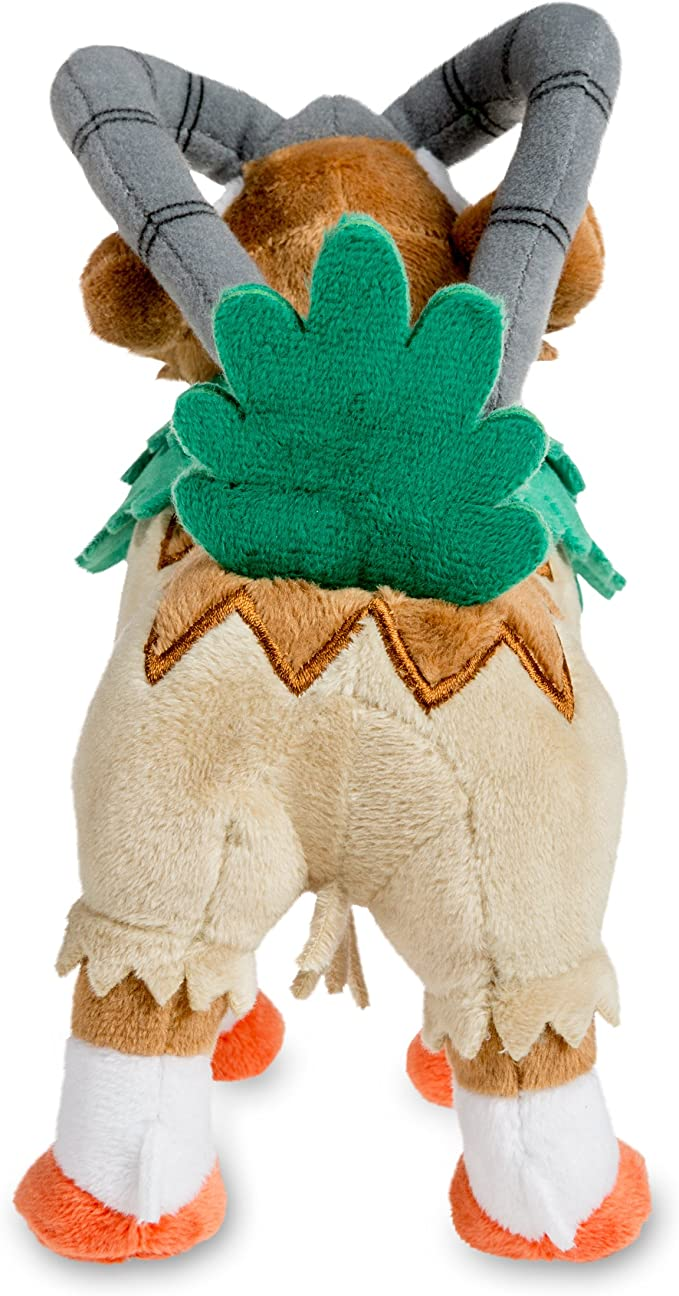 Pokemon Gogoat Soft Plush Doll Kids Toy 7in. Christmas Toy