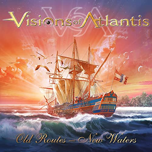 Visions Of Atlantis - Old Routes - New Waters (EP)