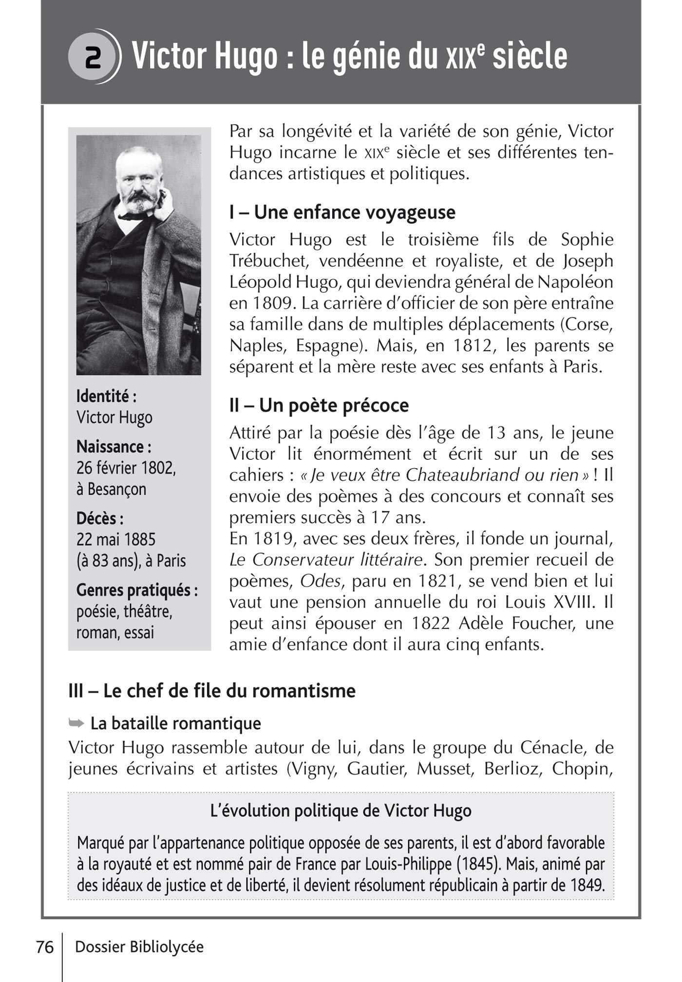 Bibliolycée Pauca Meae Livre Iv Des Contemplations Victor