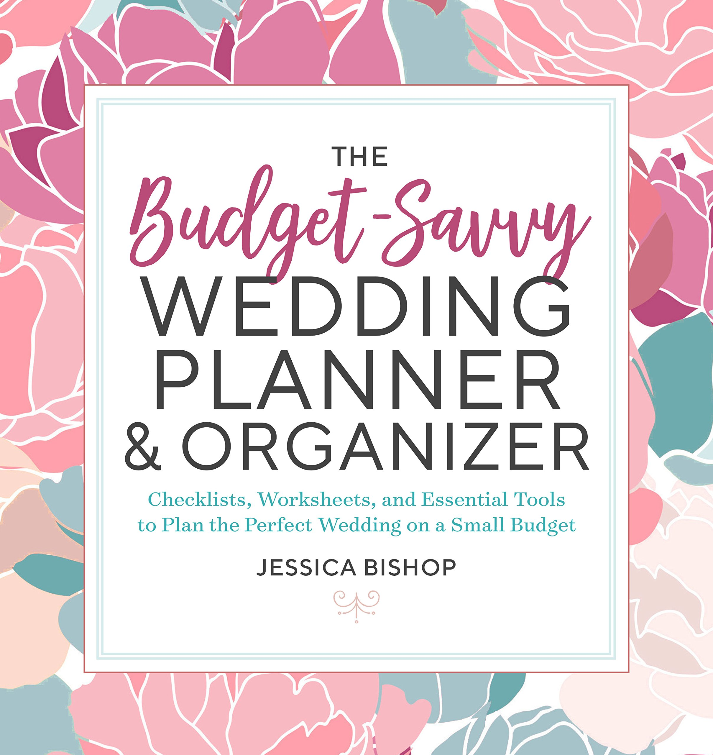 Wedding Planner And Organizer For Checklist Personalized