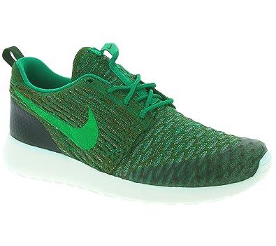 Nike WMNS Roshe One Flyknit, Chaussures de Sport Femme: