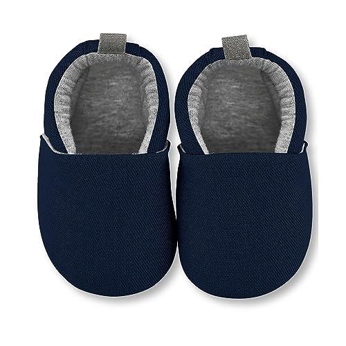 Sterntaler Krabbelschuh - Zapatillas de casa Bebé-Niñas: Amazon.es: Zapatos y complementos