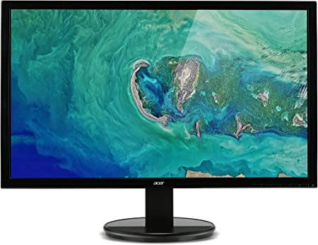 Acer K222hql 55 Cm Monitor Schwarz Computer Zubehör