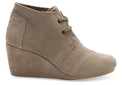 df771f4db7b5 TOMS Women s Desert Wedge Casual Shoe (5 B(M) US