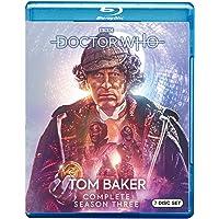 Doctor Who: Tom Baker Complete Season Three (BD) [Blu-ray]