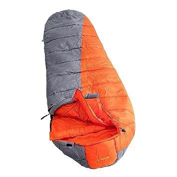 VAUDE - Saco de Dormir sintético Gris un tamaño: Amazon.es: Deportes y aire libre