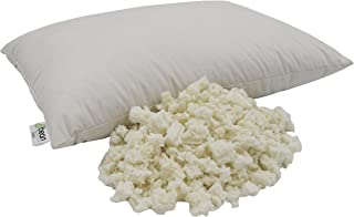 """product image for Bean Products Dust Mite Proof Pillows Latex Fill Travel/Toddler - 13"""" x 18"""""""
