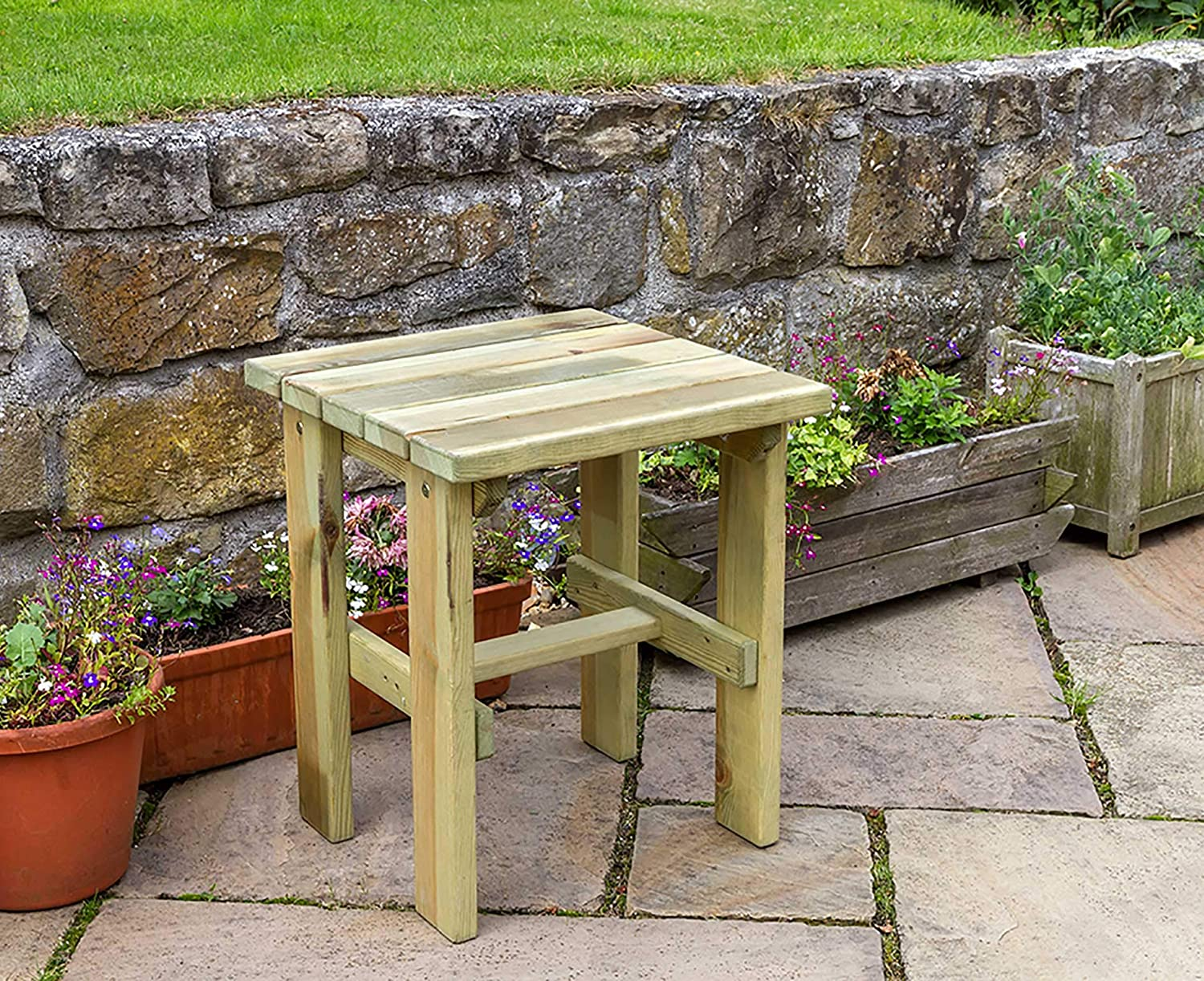 Awe Inspiring Tables Garden Furniture Accessories Zest4Leisure 60Cm Spiritservingveterans Wood Chair Design Ideas Spiritservingveteransorg