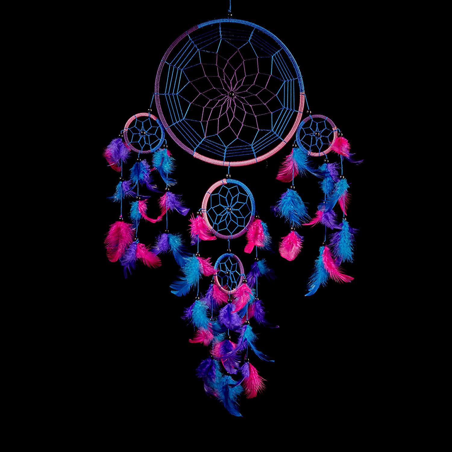 - Amazon.com: Caught Dreams Dream Catcher Traditional Indian Wall