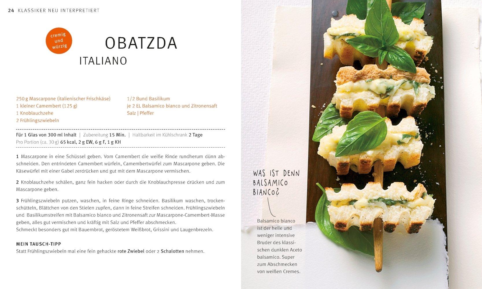 Vegetarische Brotaufstriche. 20 auf einen Streich: 9783833806704 ...