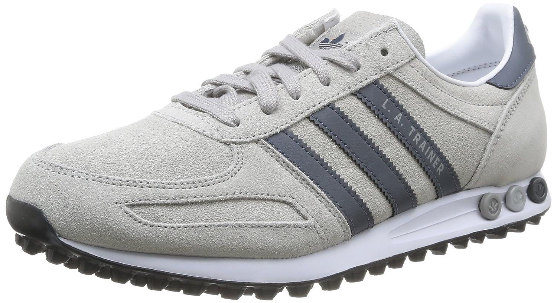 adidas Originals Men's LA Trainer Trainers Grey Grau (MGH Solid Grey/Bold  Onix/Silver Met.), 7 UK: Amazon.co.uk: Shoes & Bags