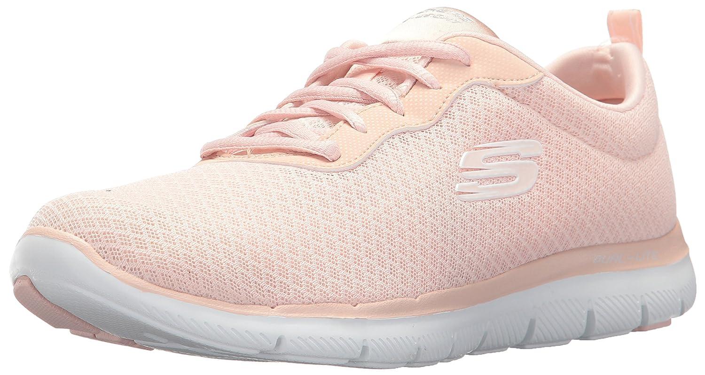 the latest a3342 d7c60 Skechers Damen Flex Appeal 20-Newsmaker Sneaker 36 EUBlau (Navy Weiss)