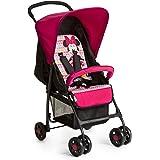 Hauck 171387 Minnie Geo Passeggino Sport, con Seduta in Posizione Distesa, Pieghevole, per Bambini a Partire da 6 Mesi fino a 15 kg, Disney Minnie Geo Pink (Rosa)