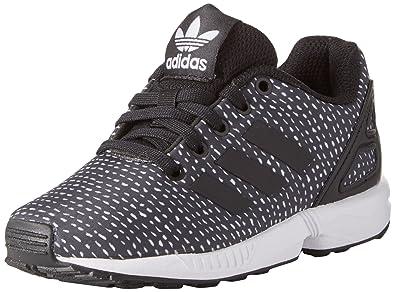 meilleures baskets 4c59c ba487 adidas ZX Flux C Chaussures de Gymnastique Mixte Enfant