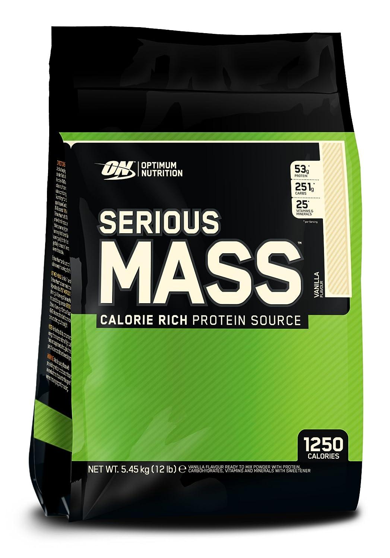 How to take Serious Mass