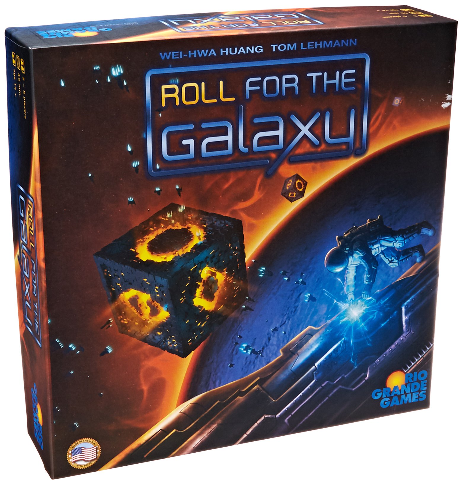 ویکالا · خرید  اصل اورجینال · خرید از آمازون · Roll for The Galaxy Board Game wekala · ویکالا