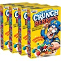 4-Pack Cap'n Crunch Crunchberries 13 oz