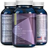 Pure and Potent Female Enhancer Supplements contains Pure Ginseng, L Arginine and Horny Goat Weed to Improve Shape Naturally, Enlargement Pills, Boost Your Bust and Curves by Brandon Sciences