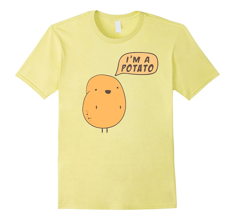 I am Potato T shirt