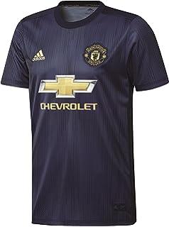 ca085f78a Amazon.com   2016-2017 Man Utd Adidas Third Long Sleeve Shirt (Kids ...