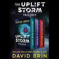 The Uplift Storm Trilogy: Brightness Reef, Infinity's Shore, Heaven's Reach (The Uplift Saga)