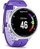Garmin Forerunner 230 - Montre de Running GPS avec Fonction de Coaching - Violet