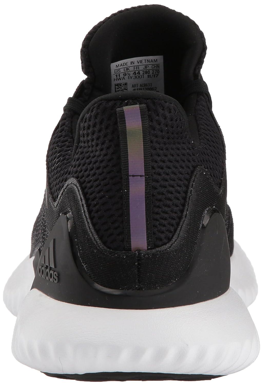 adidas Women's Alphabounce Beyond W Running Shoe B075R869PR 10.5 B(M) US Core Black, Core Black, Grey Five Fabric