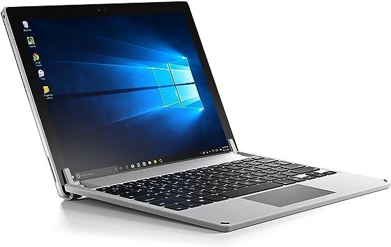 Brydge Teclado QWERTZ Suizo 12.3 para Microsoft Surface Pro 6 ...