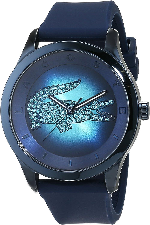 Lacoste 2000919 - Reloj analógico para mujer (correa de silicona)