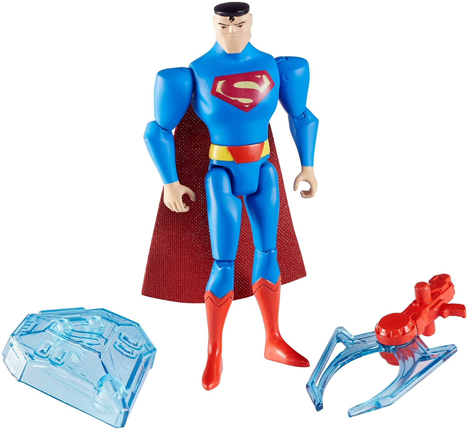 DC Justice League Action Superman Figure 4.5 4.5 Mattel FGP23