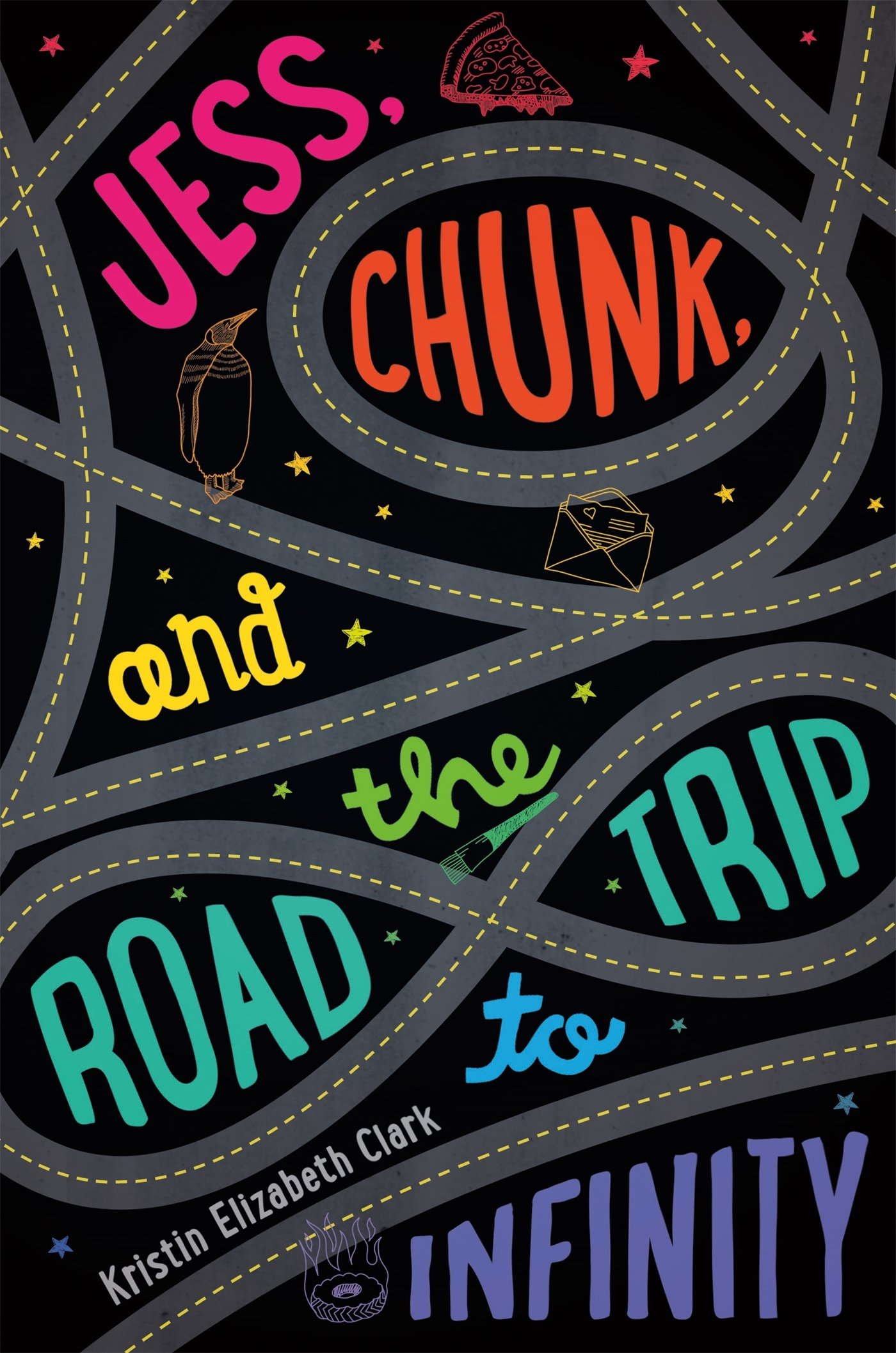 Image result for jess chunk and the road trip to infinity