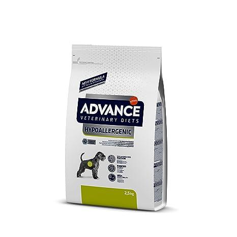 Advance Dog Food - Comida hipoalergénica 2,5 kg