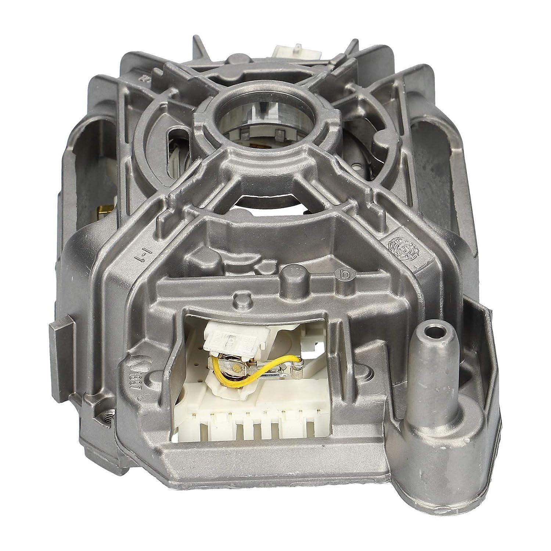 cabeza de motor carbón 8xAMP en lavadora de carcasas Bosch Siemens ...
