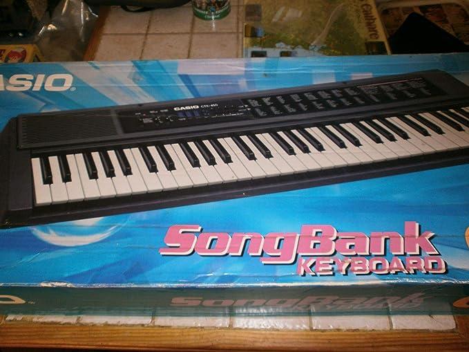 Casio CTK-450: Amazon.es: Instrumentos musicales