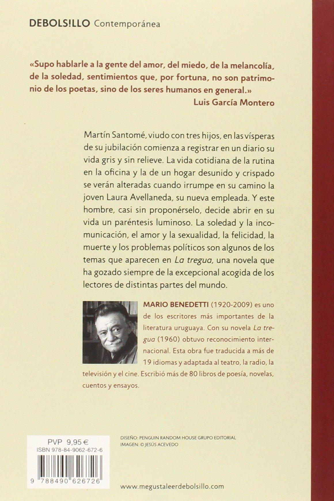 Amazon Fr La Tregua Truce Mario Benedetti Livres