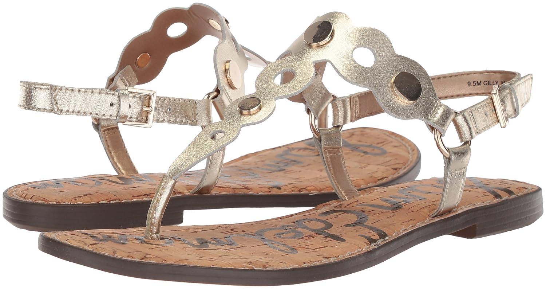 Sam Edelman Women's Gilly Flat Sandal Flats B07745N5CP Flats Sandal 67508b