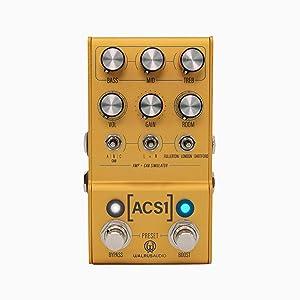 Walrus Audio ACS 1 + Cab Simulator