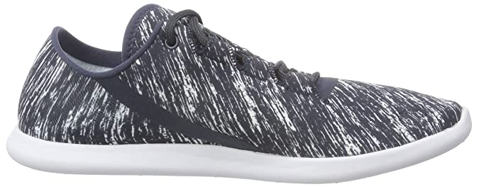 Under Armour UA W StudioLux Low TWST, Chaussures de Fitness Femmes - Gris - Grau (Sty 008), 41.5 EU
