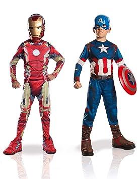 Marvel 155014S - Disfraces para niños 12ac7650b30