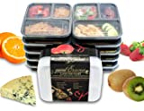 10-Set Meal Container with Lids