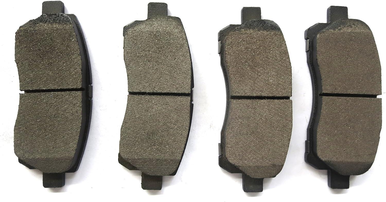 Dash4 MD871 Semi-Metallic Brake Pad