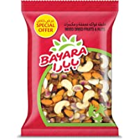 Bayara Mixed Dried Fruits & Nut, 400 gmss