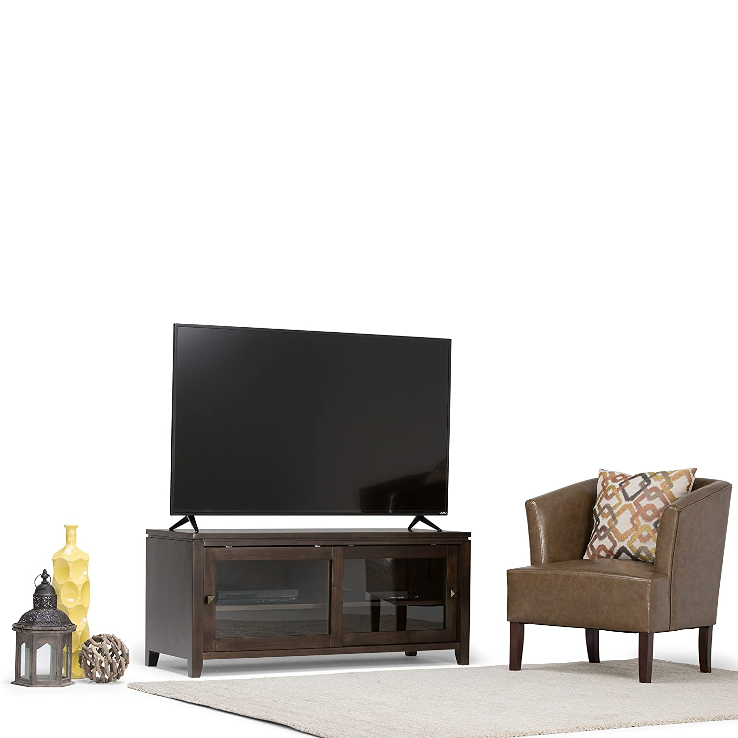 Amazon Simpli Home Cosmopolitan Stand for TV s up to 52 Inch