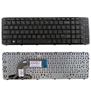 US Layout Keyboard For HP pavilion 15-e020us 15-e043cl 15-e088nr Series Black
