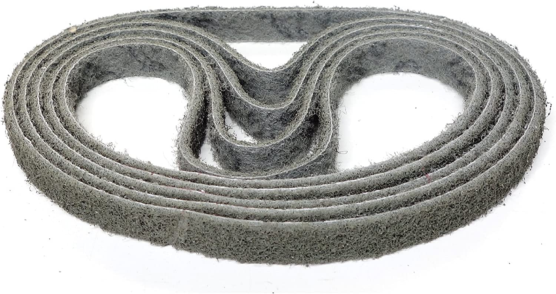 13/x 457/mm 5/pi/èces bandes abrasives 3/M Scotch-Brite//non-tiss/é Ruban//63732004010/Disque SC-BS
