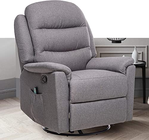 UTLTIFIT Swivel Recliner Chair