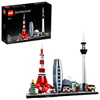 Deals on LEGO Architecture Skylines: Tokyo 21051 Building Kit