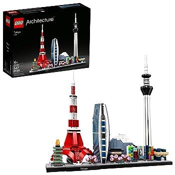 LEGO Architecture Tokyo Skyline