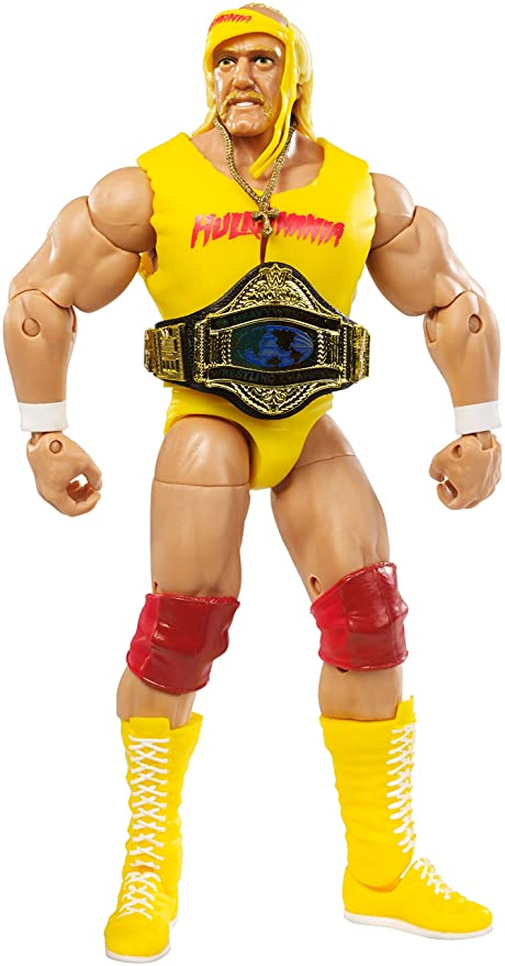 wwe hulk hogan action figure amazon